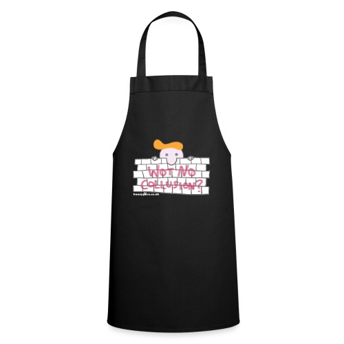Trump's Wall - Cooking Apron