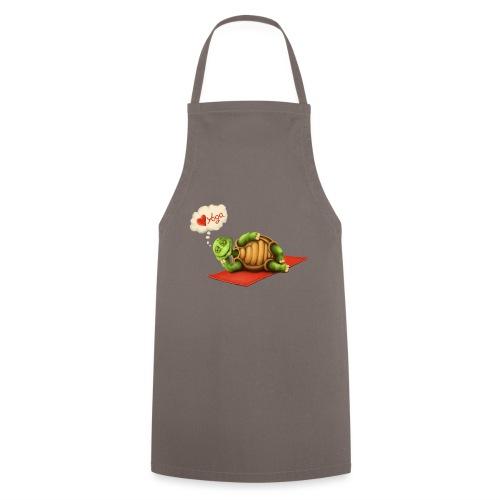 Love-Yoga Turtle - Kochschürze