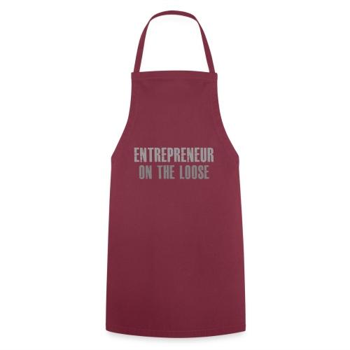 Entrepreneur on the loose - Tablier de cuisine