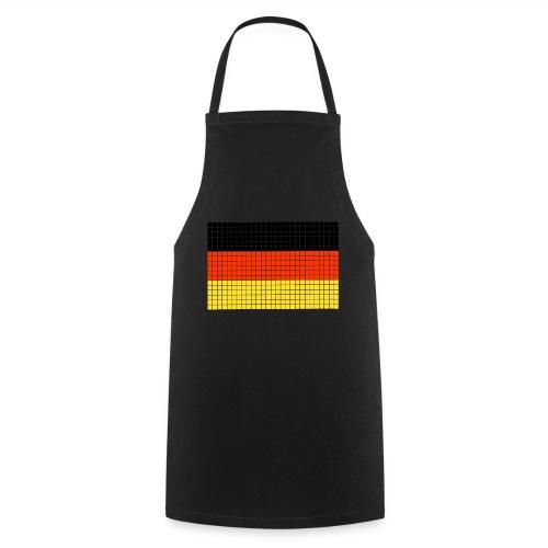 german flag.png - Grembiule da cucina