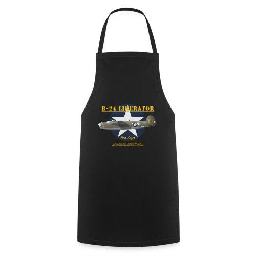 B-24 Hot Stuff - Cooking Apron