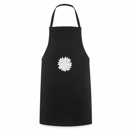 White Flower - Kochschürze