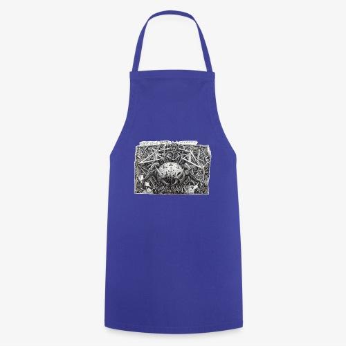 Mandible Death Operator - Cooking Apron