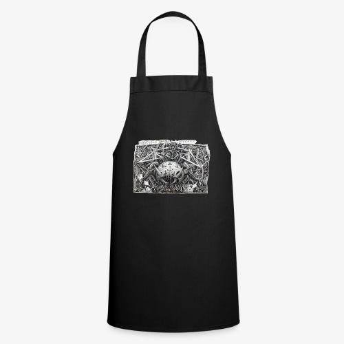 Mandible Death Operator - Cooking Apron