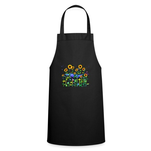 wandering whale - Cooking Apron