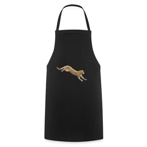 Leopard - Kochschürze