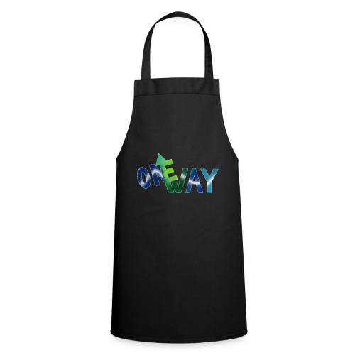 One Way - Kochschürze