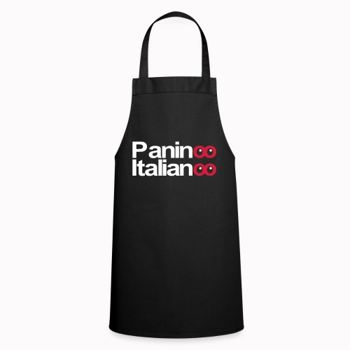 Paninoo Italianoo - Grembiule da cucina