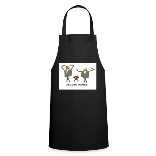 cheese and wine - Cooking Apron