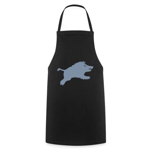 Schwein springt 2015 - Kochschürze