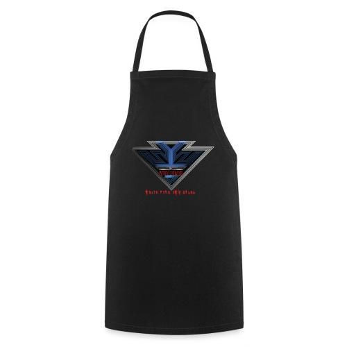 Wild Erah Logo BLACK NAVYBLUE png - Cooking Apron