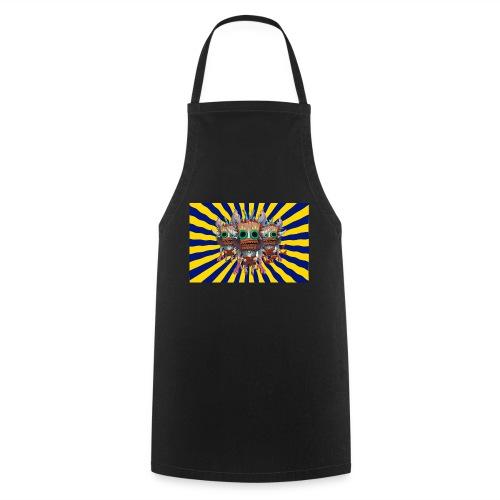 Mind Bending Tiki Warriors - Cooking Apron