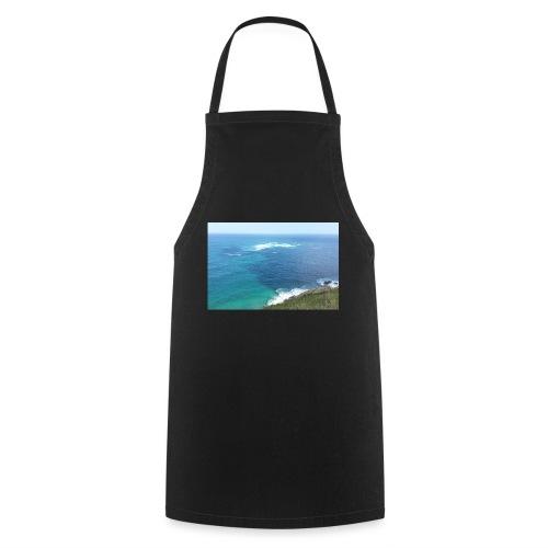 Pazifik türkis blau Natur - Cape Reinga Neuseeland - Kochschürze