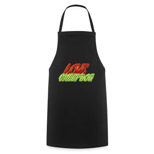 Love Cheep Dog - Kochschürze