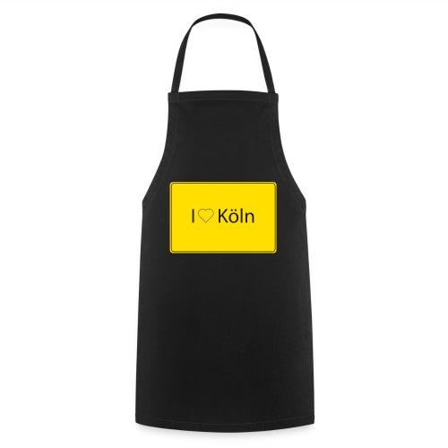 I love Köln - Kochschürze