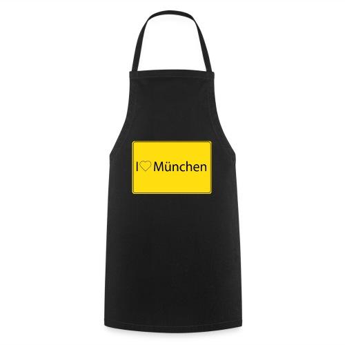 I love München - Kochschürze