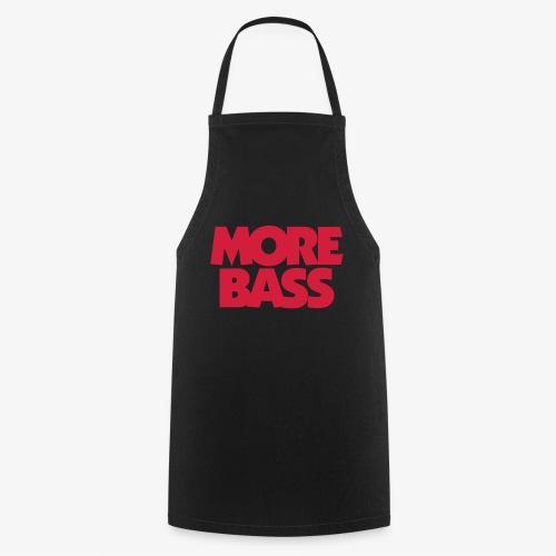 More Bass Bassist Bassisten - Kochschürze