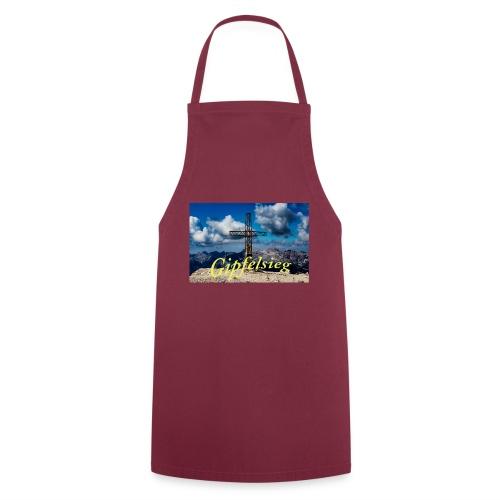 Gipfelsieg - Kochschürze
