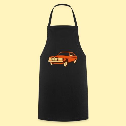 W123 Oldtimer - Kochschürze