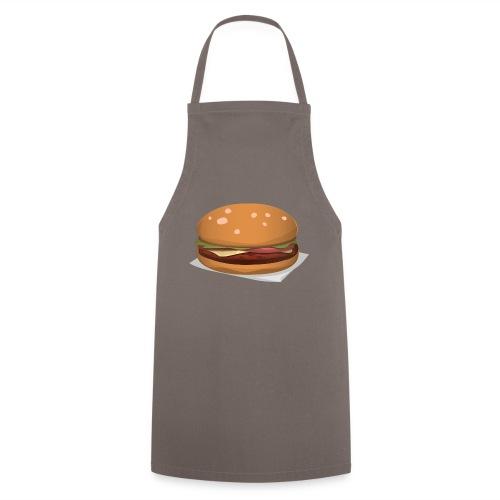hamburger-576419 - Grembiule da cucina