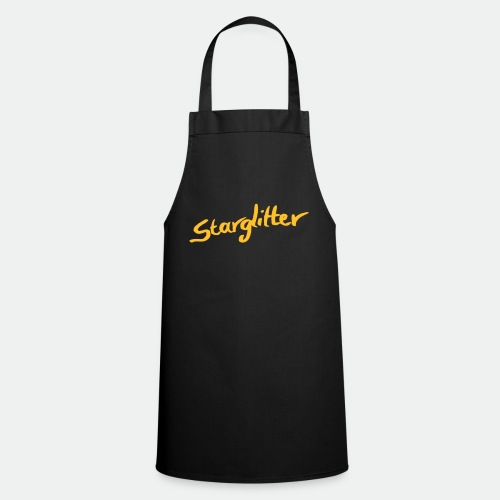 Starglitter - Lettering - Cooking Apron