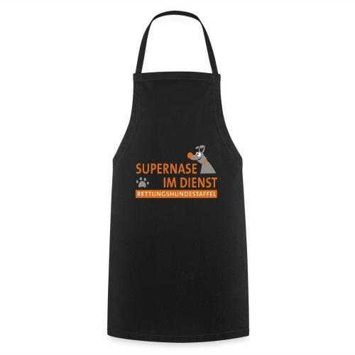 Supernase im Dienst - Kochschürze