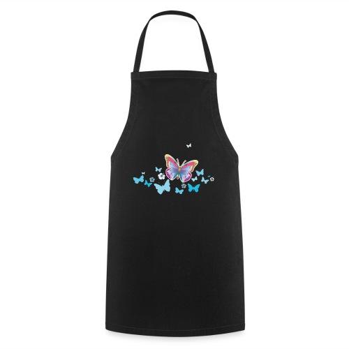 Schmetterlinge Falter Insekten Frühling Sommer - Cooking Apron