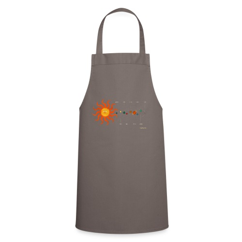 Solar System - Cooking Apron