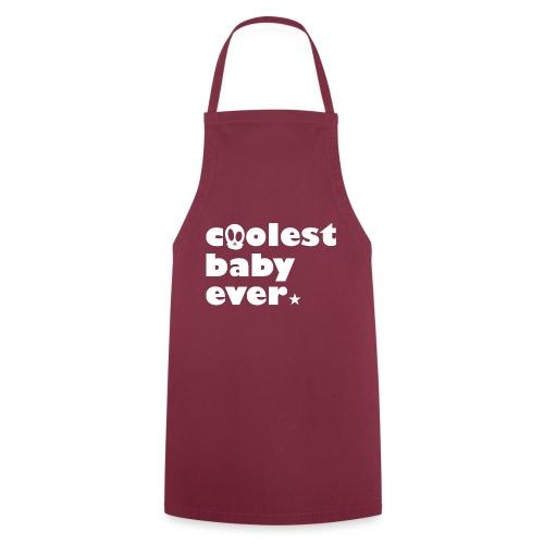 Coolest Baby ever - Kochschürze