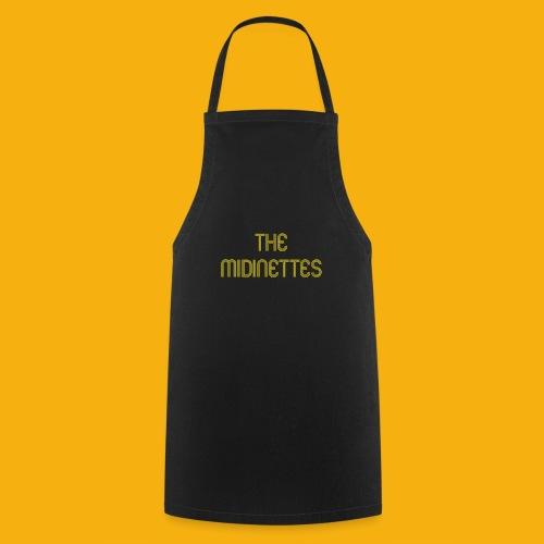 The Midinettes - Tablier de cuisine