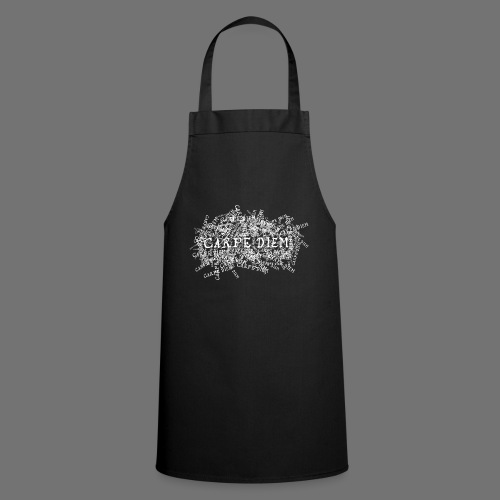carpe diem (white) - Cooking Apron