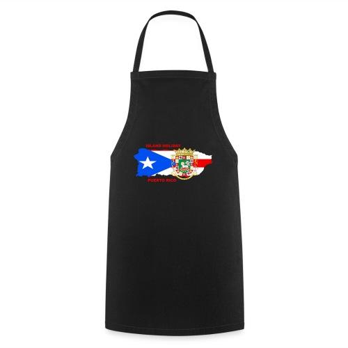 Puerto Rico Island Holiday - Kochschürze