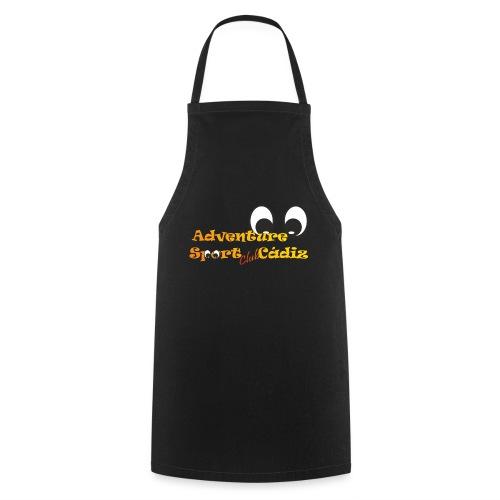 ADVENTURE SPORT CLUB CÁDIZ - Delantal de cocina