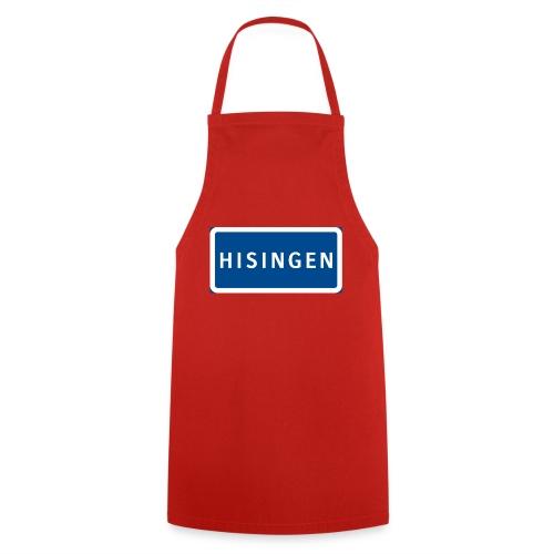 Vägskylt Hisingen - Förkläde