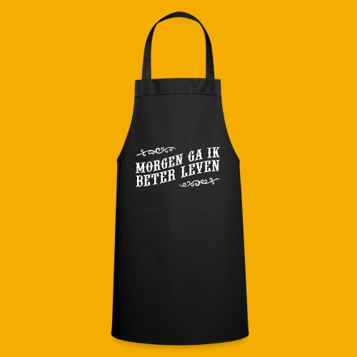 tshirt wht 01 png - Keukenschort