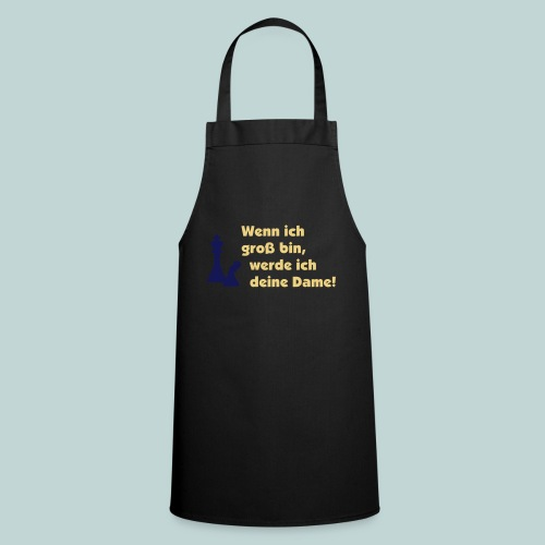 bauer_wird_dame - Kochschürze
