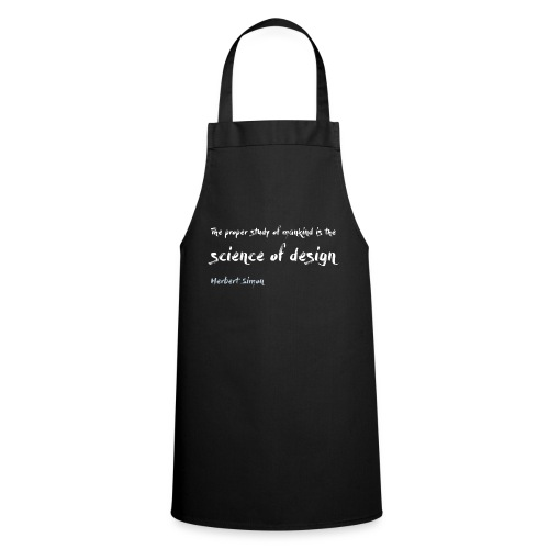 Herbert Simon - Cooking Apron