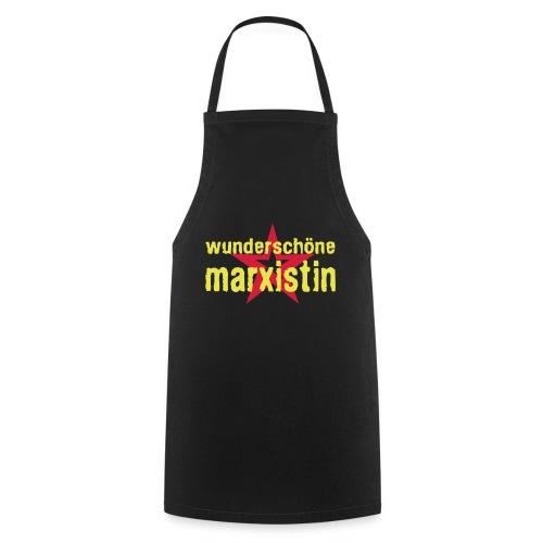 wunderschoene marxistin - Kochschürze
