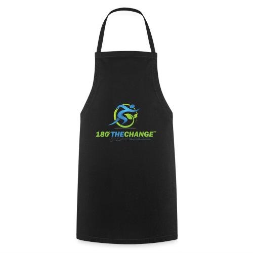 180TC Logo Hochformat - Kochschürze