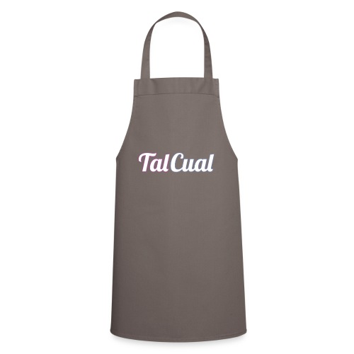 TalCual Logo - Delantal de cocina