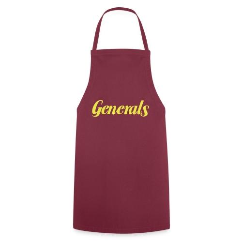 Generals - Kochschürze