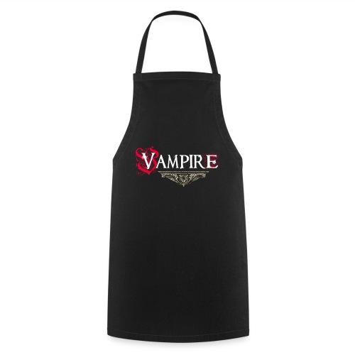 Vampire - Grembiule da cucina