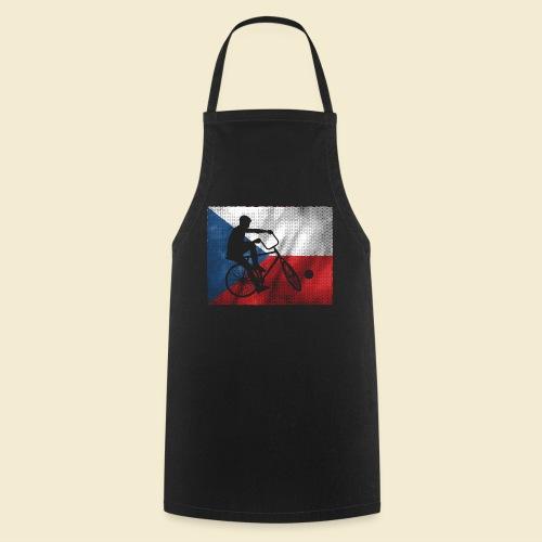 Radball | Flagge Tschechien - Kochschürze