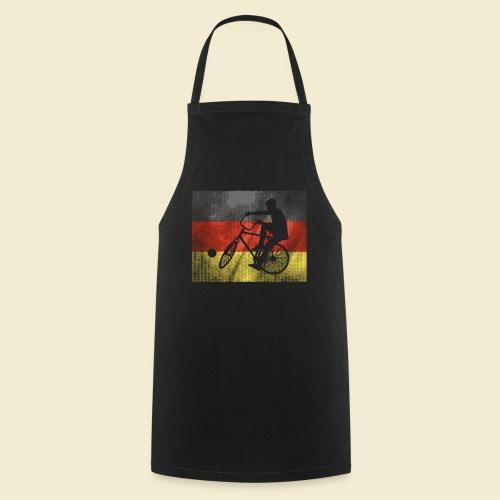 Radball | Flagge Deutschland - Kochschürze