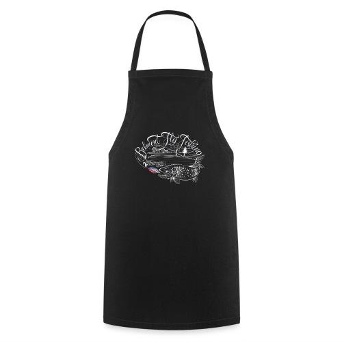 ligne noir belmont - Tablier de cuisine