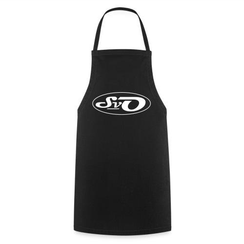 logo svo weiss - Kochschürze