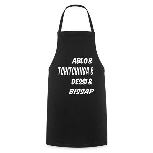 ABLO TCHINTCHINGA DESSI BISSAP - Tablier de cuisine