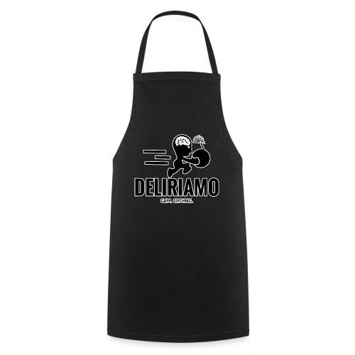 DELIRIAMO CLOTHING BRAINBOMB - Grembiule da cucina
