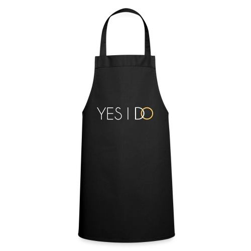 YES I DO #3 - Tablier de cuisine