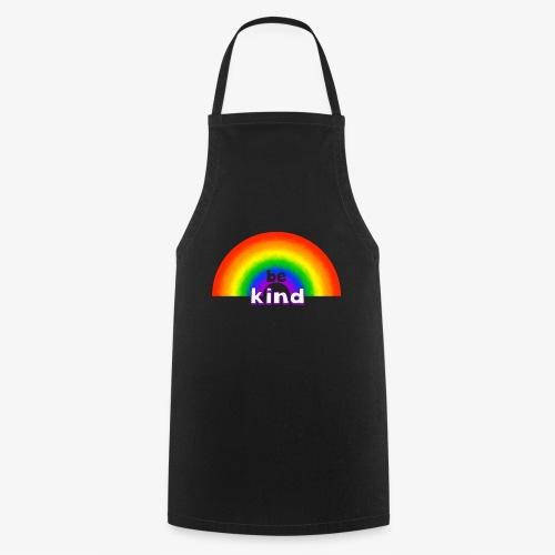 Be Kind Rainbow Regenbogen Farben - Kochschürze